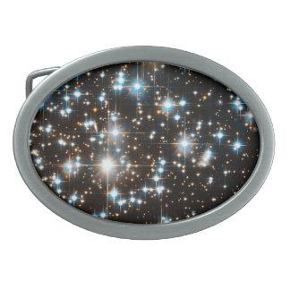 Hubble Space Telescope Image of Globular Cluster Belt Buckles