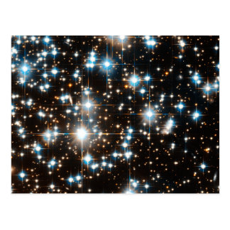Hubble Space Telescope Image of Globular Cluster Postcard