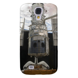 Hubble Space Telescope in Atlantis cargo bay Galaxy S4 Cases