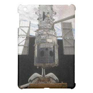 Hubble Space Telescope in Atlantis cargo bay iPad Mini Covers