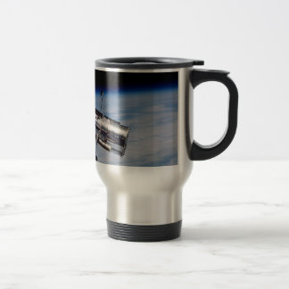 Hubble Space Telescope 15 Oz Stainless Steel Travel Mug