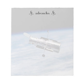 Hubble Space Telescope Note Pads