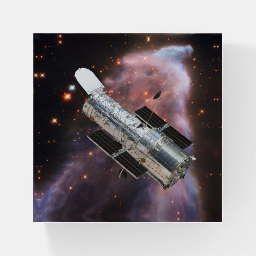 Hubble Space Telescope Paperweight