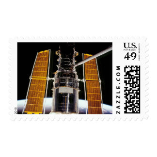 Hubble Space Telescope Postage Stamp