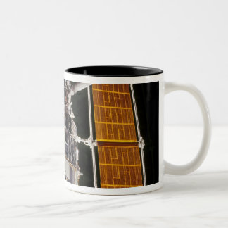 Hubble Space Telescope Two-Tone Coffee Mug