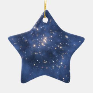 Hubble Star Field Image 1 Ceramic Ornament