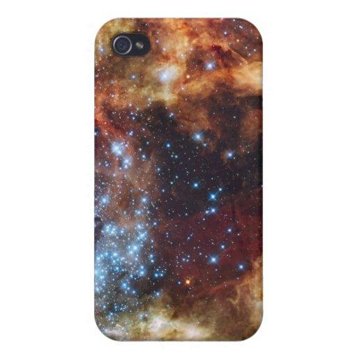 Hubble Telescope Image iPhone 4 Cases