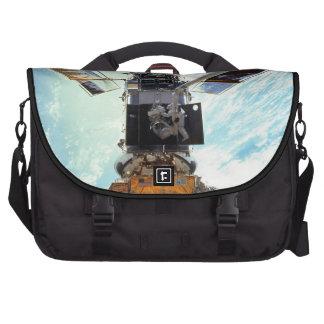 Hubble telescope laptop messenger bag