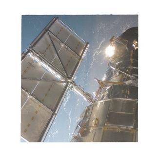 Hubble Telescope Scratch Pad
