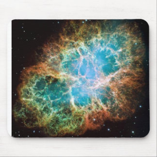 Hubble Telescope Picture Mouse Pad