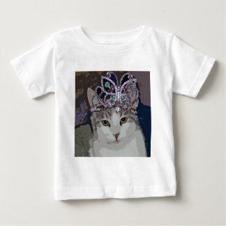 Hubble The Grey Wizard Baby T-Shirt