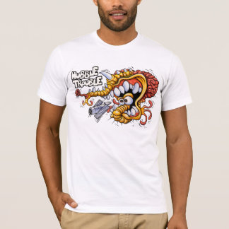 Hubble Trouble White T-Shirt