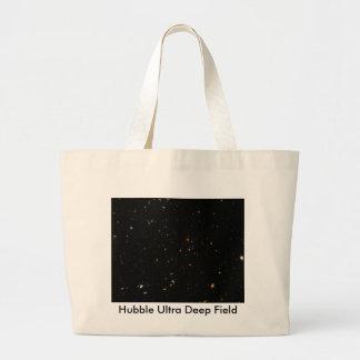 Hubble Ultra Deep Field Canvas Bags