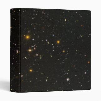 Hubble Ultra Deep Field 3 Ring Binder
