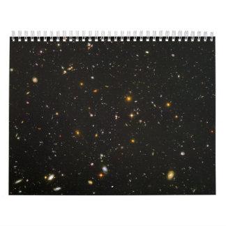Hubble Ultra Deep Field Wall Calendar
