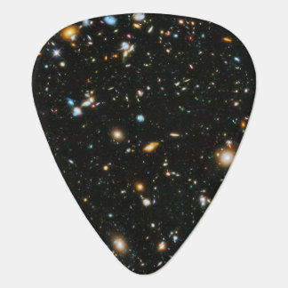 Hubble Ultra Deep Field Guitar Pick