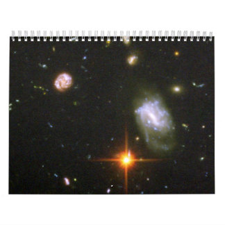 Hubble Ultra Deep Field Image Calendars