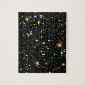 Hubble Ultra Deep Field Jigsaw Puzzle