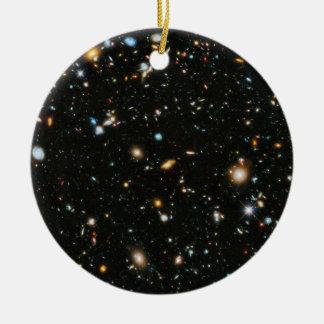 Hubble Ultra Deep Field Christmas Tree Ornaments