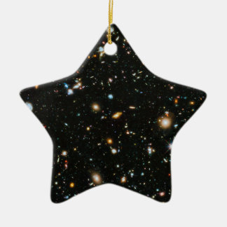 Hubble Ultra Deep Field Ornaments