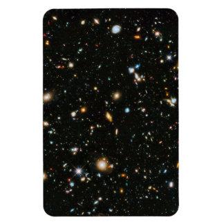 Hubble Ultra Deep Field Rectangular Photo Magnet