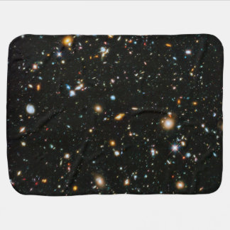 Hubble Ultra Deep Field Stroller Blanket