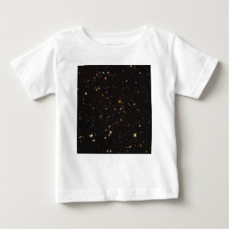 Hubble Ultra Deep Field View of 10,000 Galaxies Baby T-Shirt