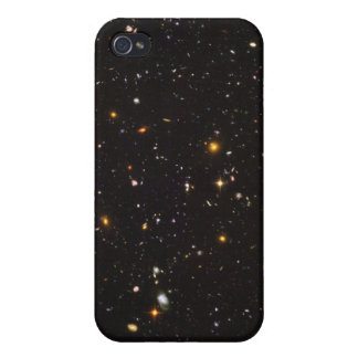 Hubble Ultra Deep Field View of 10,000 Galaxies Cover For iPhone 4