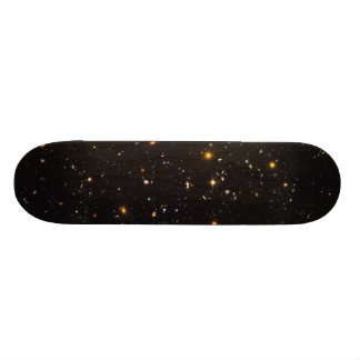 Hubble Ultra Deep Field View of 10,000 Galaxies Skateboard Deck