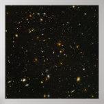 Hubble ve galaxias a montones impresiones