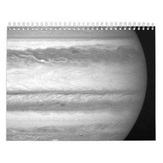 Hubble View of Jupiter Wall Calendars