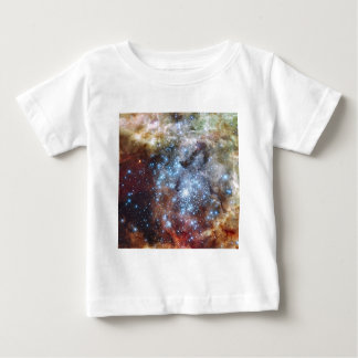 Hubble Watches Star Clusters on a Collision Course Baby T-Shirt