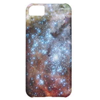 Hubble Watches Star Clusters on a Collision Course Cover For iPhone 5C