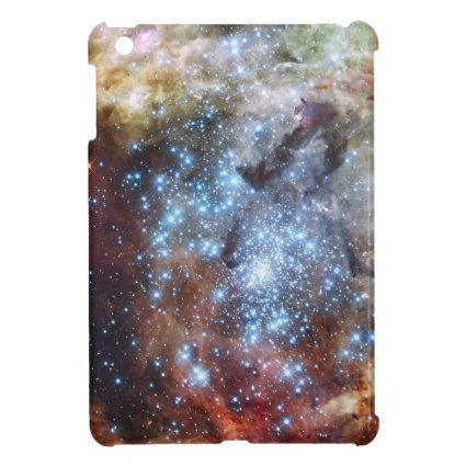 Hubble Watches Star Clusters on a Collision Course Case For The iPad Mini