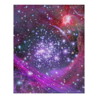 Hubble Weighs in on Heaviest Stars 16x20 (13x16) Posters