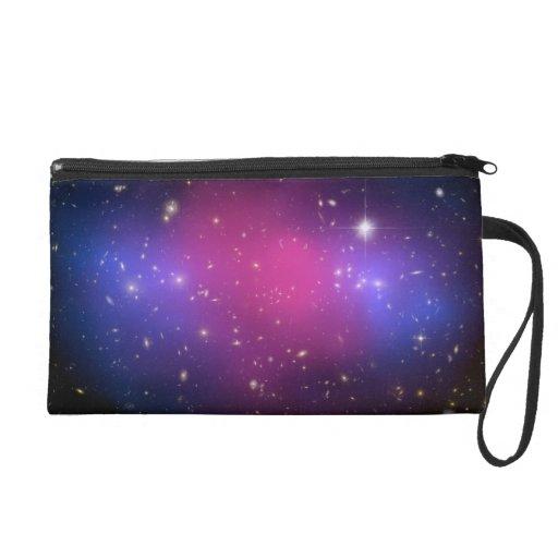 Hubble y bolso del racimo de la galaxia de Chandra
