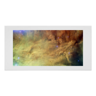 Hubbles Lagoon Poster
