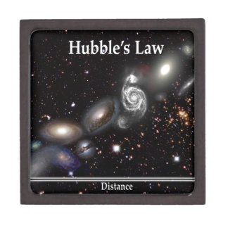 Hubble's Law Gift Box