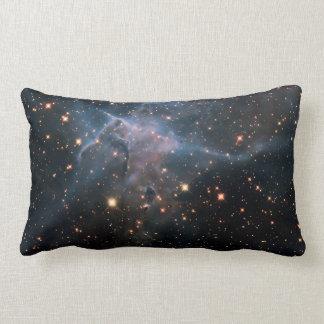 Hubble's 'Mystic Mountain' - Deep Space Lumbar Pillow