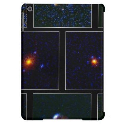 Hubble's Top Ten Gravitational Lenses iPad Air Covers
