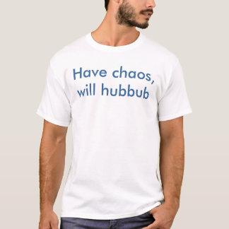 Hubbub 6 T-Shirt
