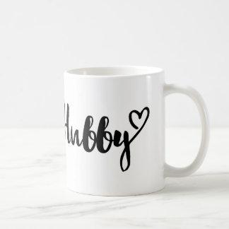 hubby mug, husband gift, personalized mug, cup