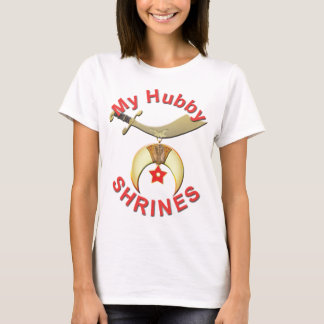HUBBY  SHRINES T-Shirt