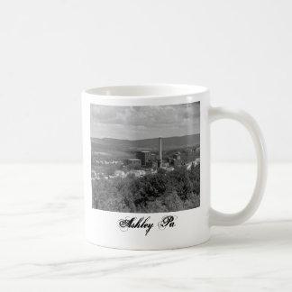 Huber Breaker Ashley Pa. Mug
