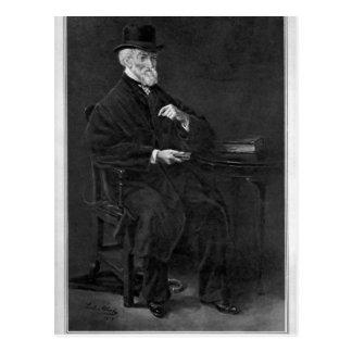 Hubert George de Burgh-Canning Postcard