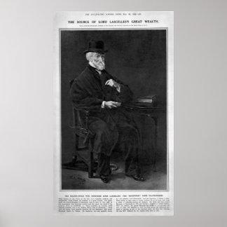 Hubert George de Burgh-Canning Poster
