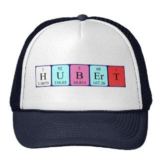 Hubert periodic table name hat