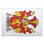 Hubner Family Crest Placemat