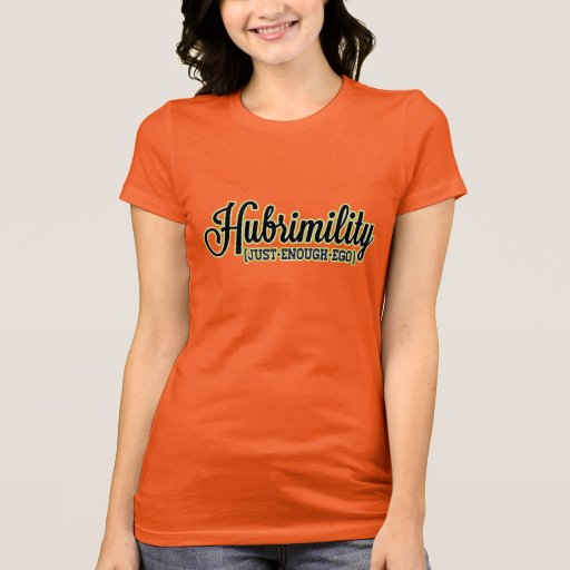 Hubrimility - ego bastante playera