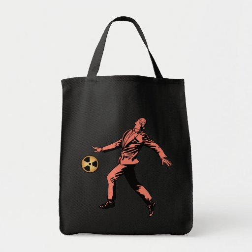 Hubris Ball Tote Bag